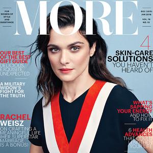Rachel Weisz, More Magazine