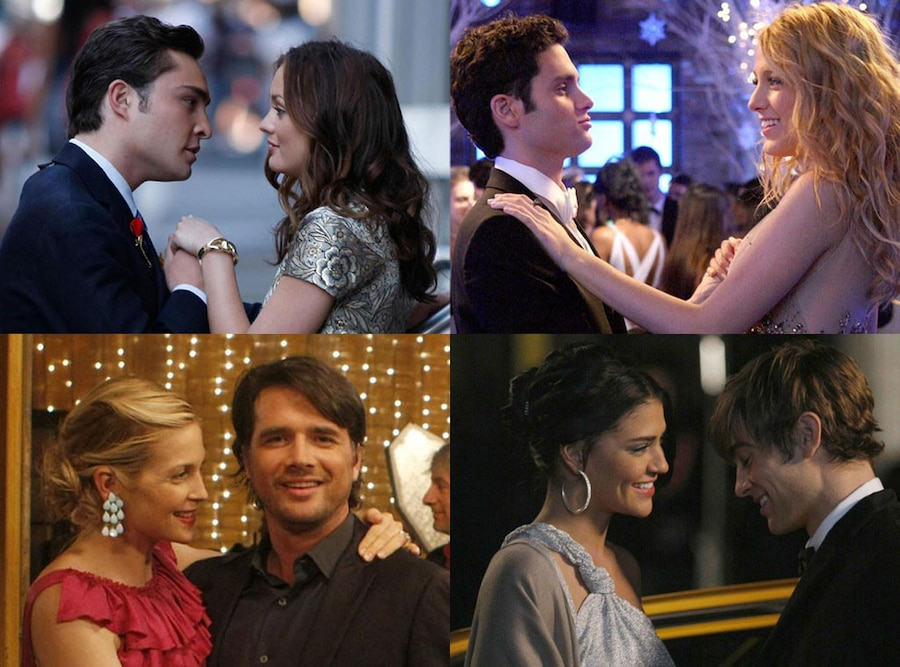 we ranked all the gossip girl couples and no  1 may