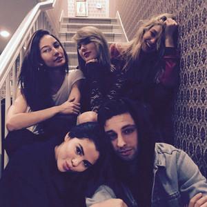 Taylor Swift, Gigi Hadid, Selena Gomez, Lily Aldridge