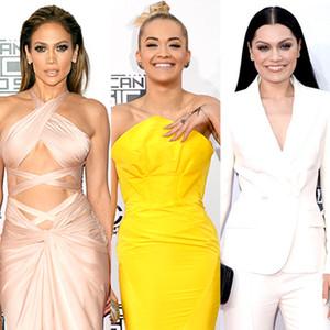 Jennifer Lopez, Rita Ora, Jessie J, American Music Awards