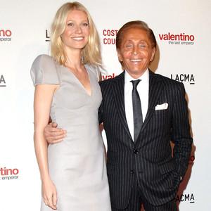 Gwyneth Paltrow, Valentino Garavani