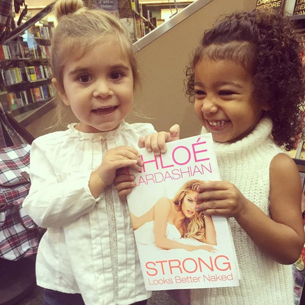 North West, Penelope Disick, Khloe Kardashian