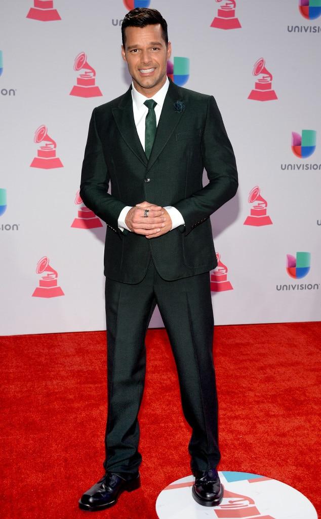 Ricky Martin, Latin Grammy Awards