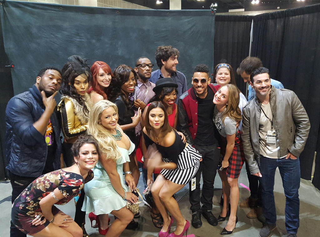 All That Reunion, Stan Lee Expo