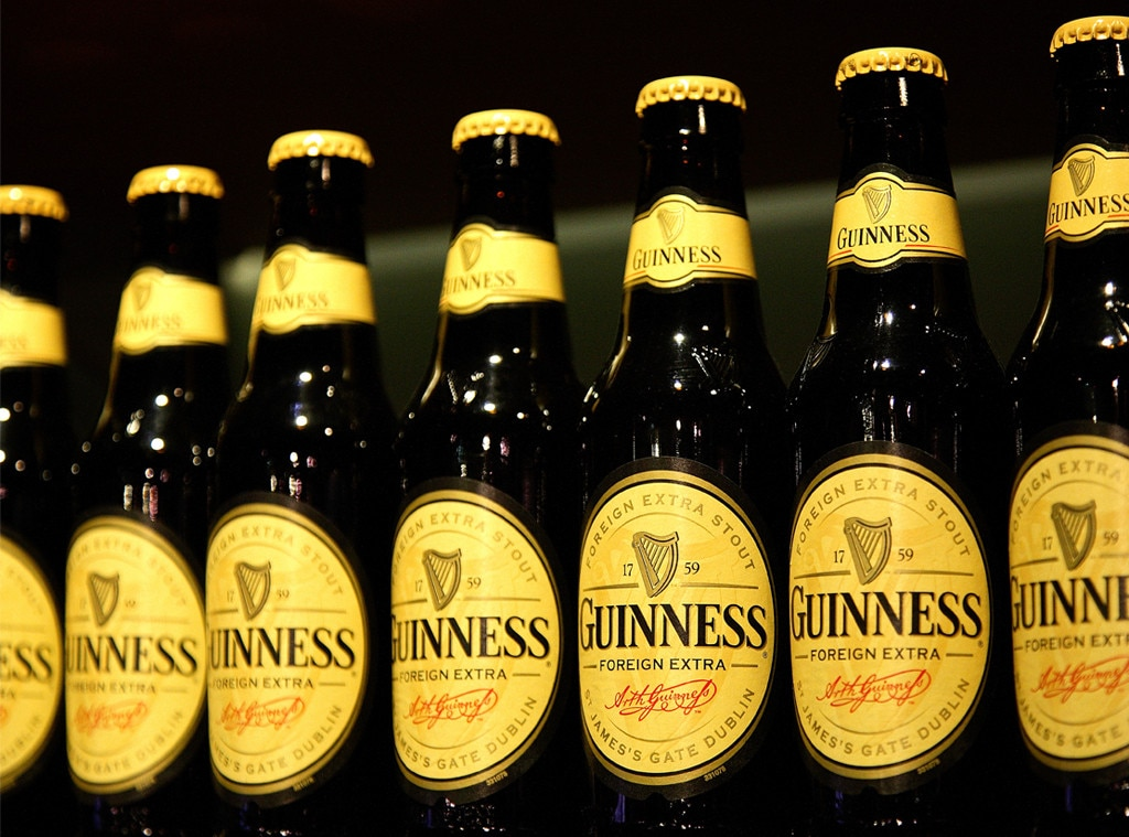 Guinness is changing its brewing process which means you for Fish bladder in beer