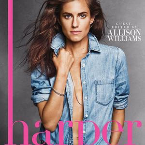 Allison Williams, Harper by Harper's Bazaar