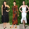 Demi Moore, Zendaya, Amanda Seyfried, CFDA/Vogue Awards