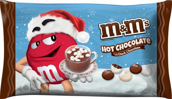 Hot Chocolate M&Ms