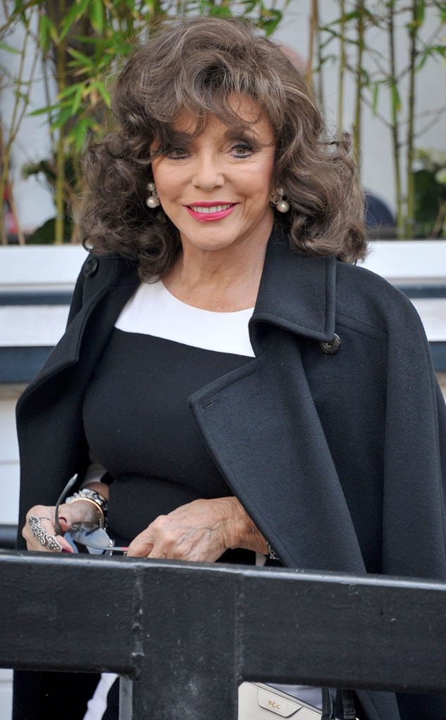 joan collins from the big picture today s hot photos e