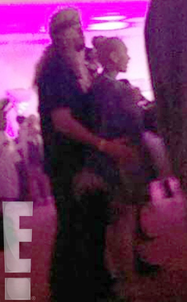 Blake Shelton, Gwen Stefani, Halloween, PDA, Exclusive