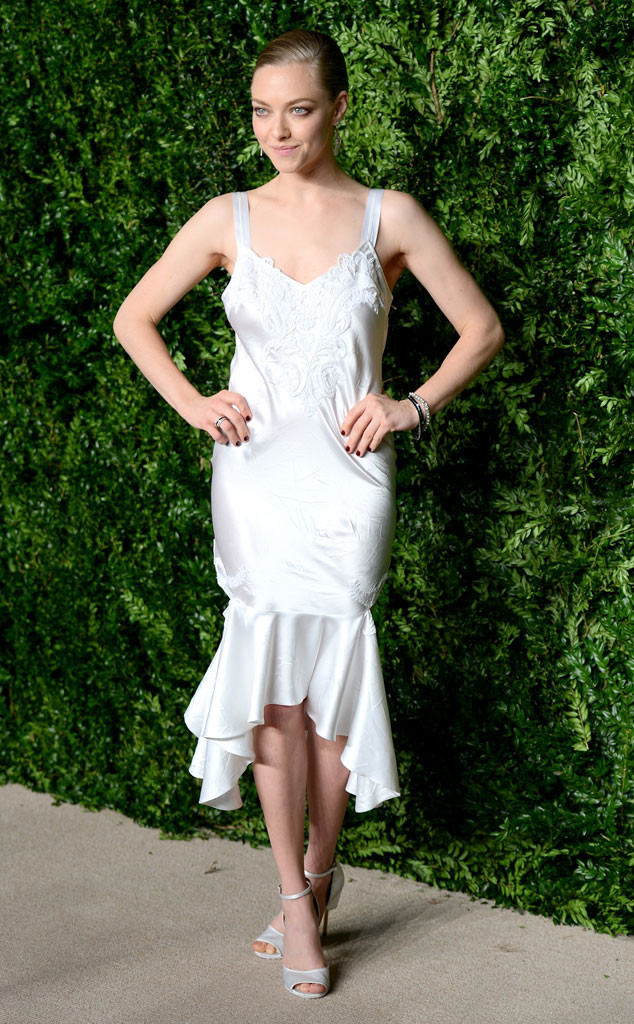 Amanda Seyfried, CFDA/Vogue Fashion Fund Awards