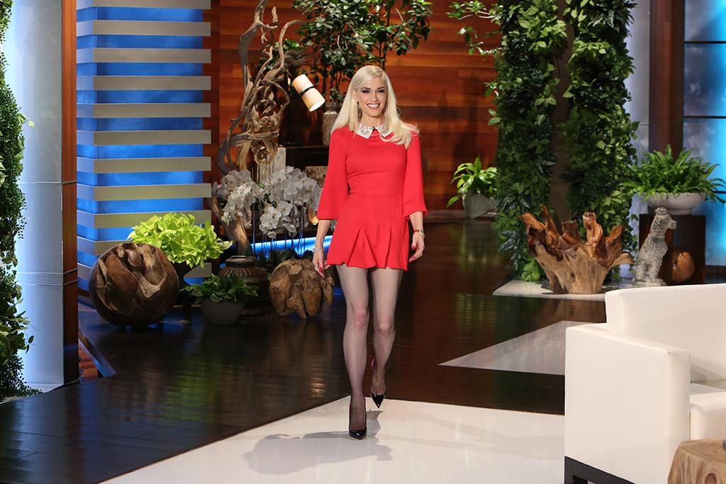 Gwen Stefani, Ellen DeGeneres