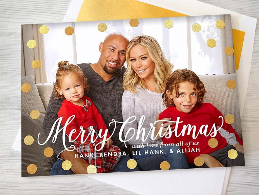 Celebrity Christmas Cards Pictures - Freaking News