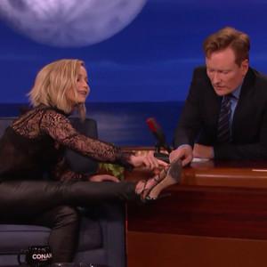Jennifer Lawrence, Conan