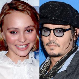 Johnny Depp, Lily-Rose Depp