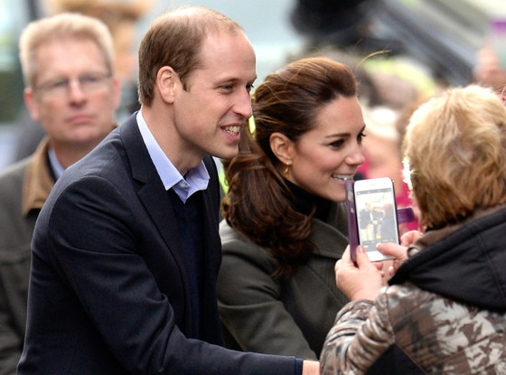 Kate Middleton And Prince William Return To First Married