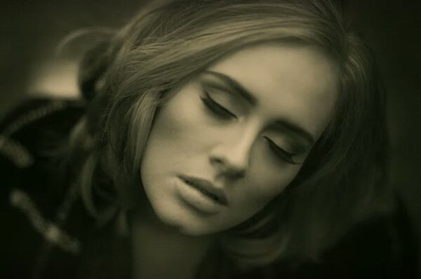 Adele, Hello music video