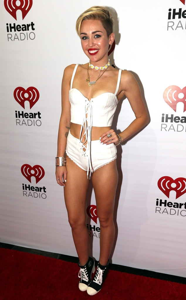 Miley Cyrus, iHeartRadio