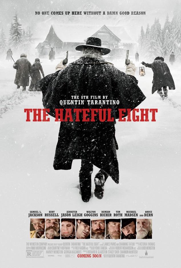 The Hateful Eight Kinostart Deutschland