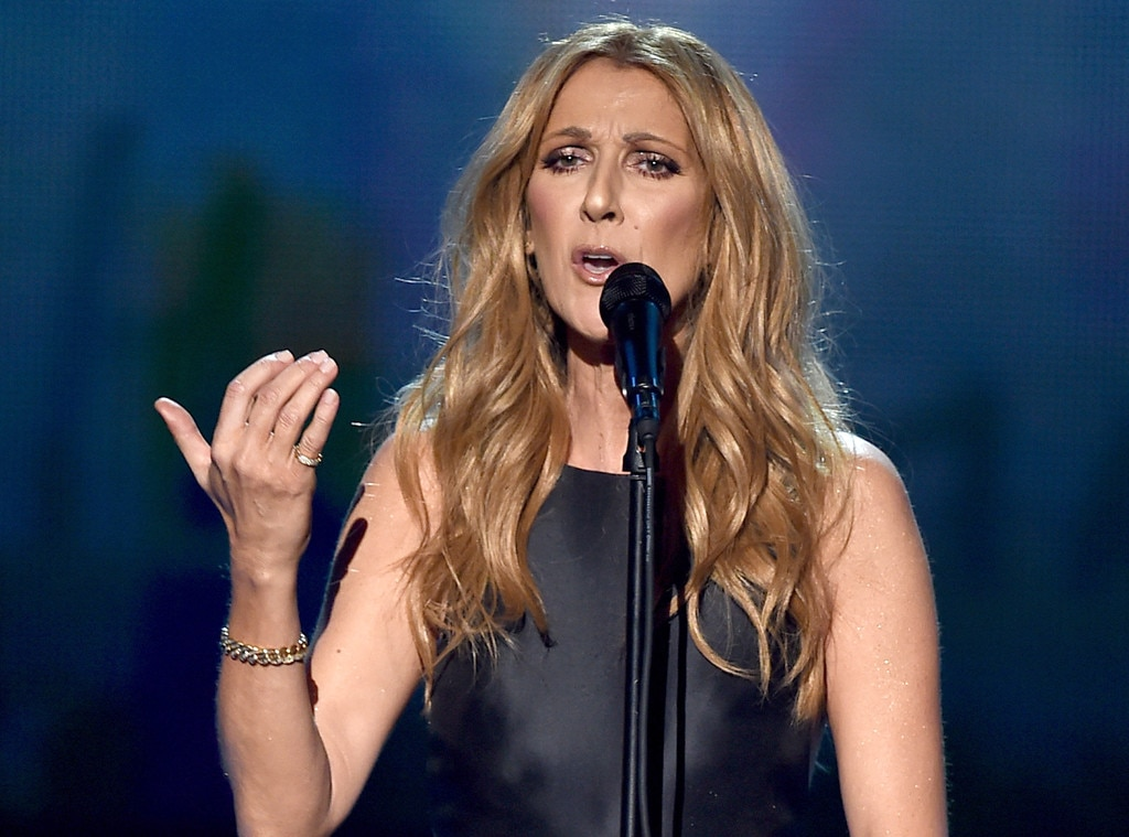 Celine Dion, 2015 American Music Awards