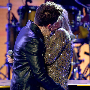 Charlie Puth, Meghan Trainor, 2015 American Music Awards