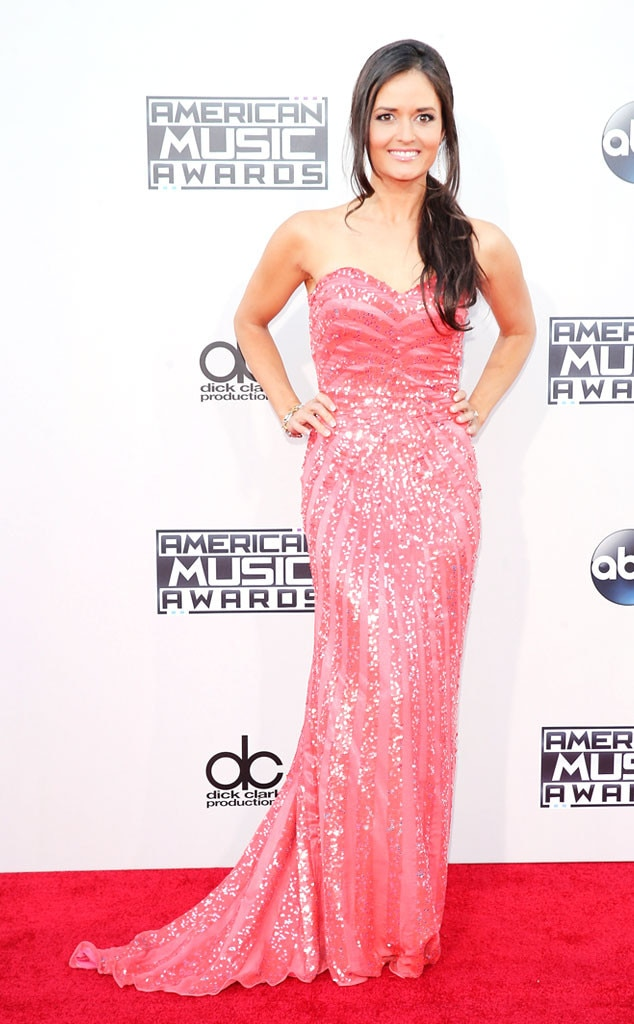 Danica McKellar, 2015 American Music Awards