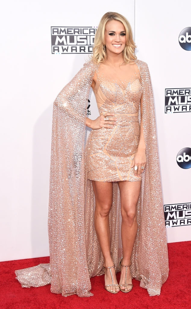 Carrie Underwood, 2015 American Music Awards
