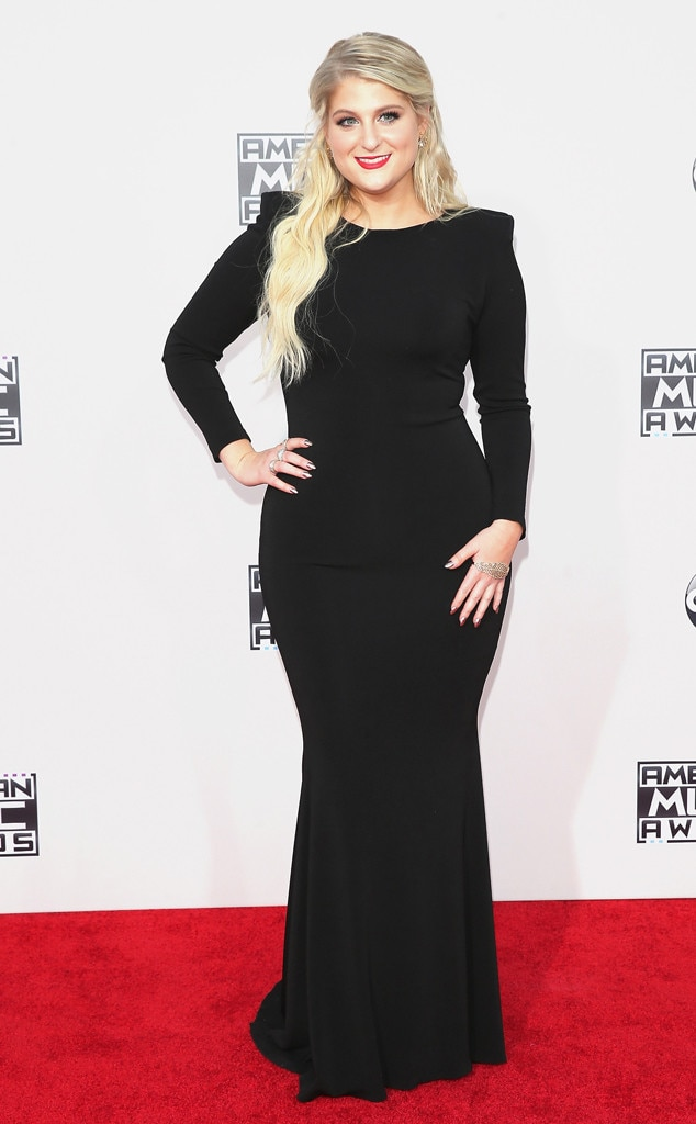 Meghan Trainor, 2015 American Music Awards