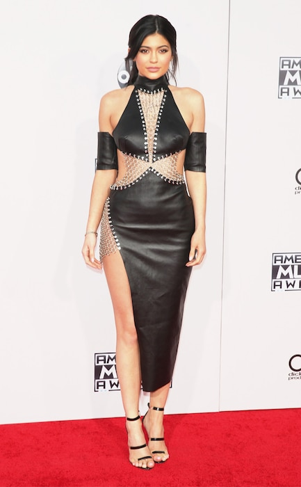 Kylie Jenner, 2015 American Music Awards