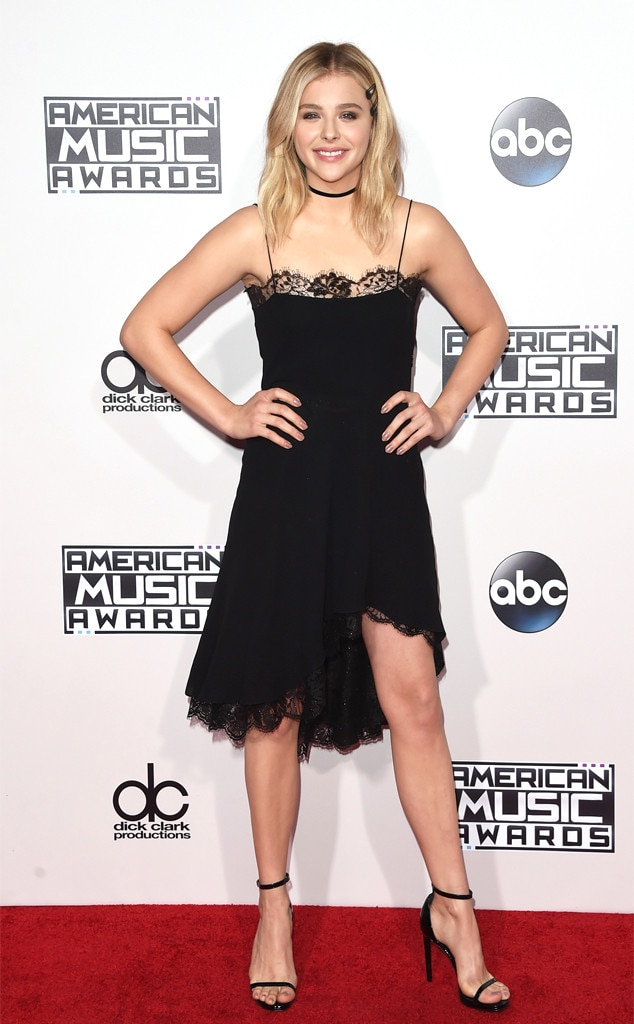 Chloe Grace Moretz, 2015 American Music Awards