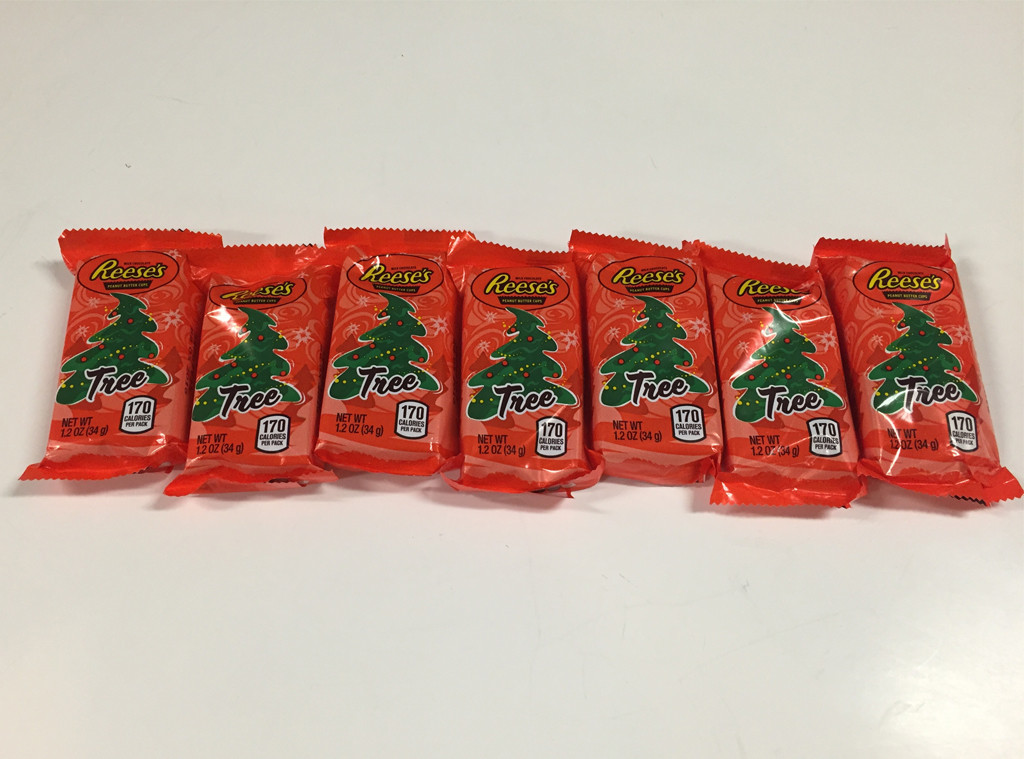 Reese's Peanut Butter Trees experiment