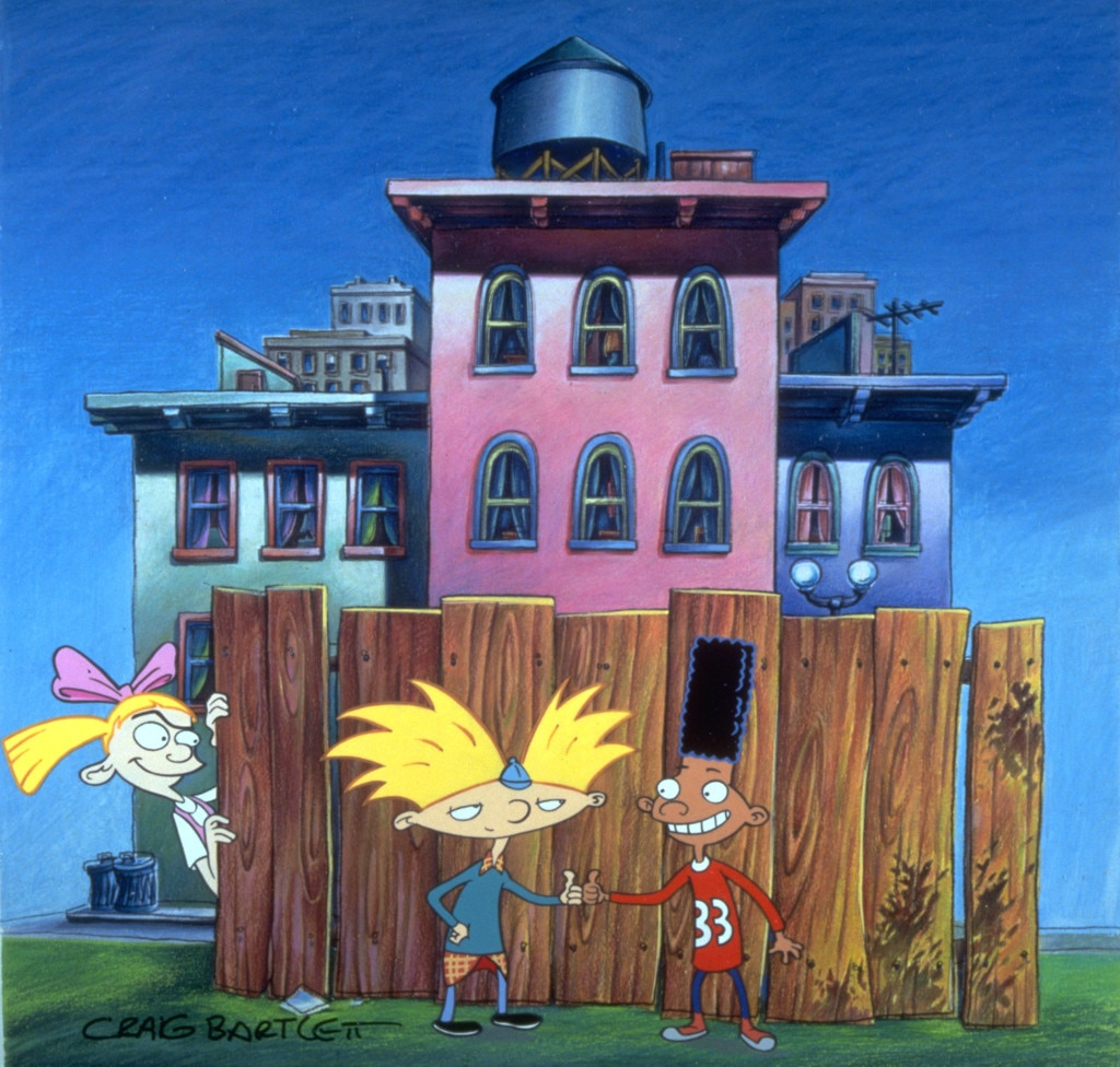 Hey Arnold Revival Is Happening That S Right Football