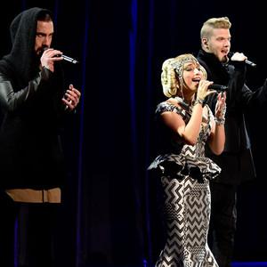 Pentatonix, American Music Awards 2015