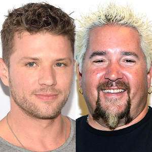 Guy Fieri, Ryan Phillippe