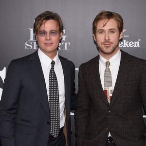 Brad Pitt, Ryan Gosling