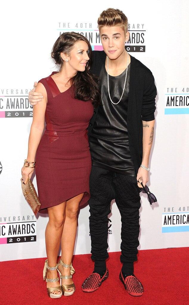 Justin Bieber, Pattie Malette