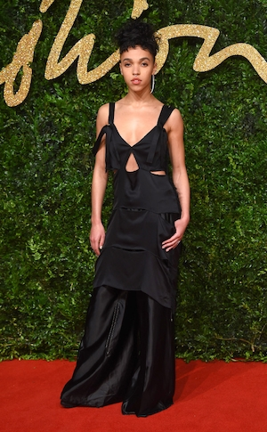 FKA twigs, British Fashion Awards