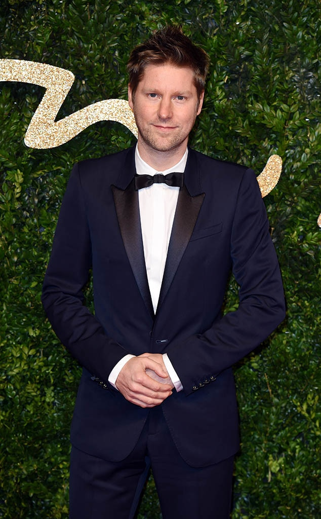 Christopher Bailey from 2015 British Fashion Awards: Men ...