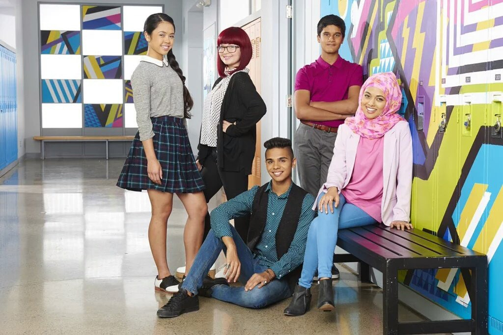 get your first look at degrassi next class on netflix and