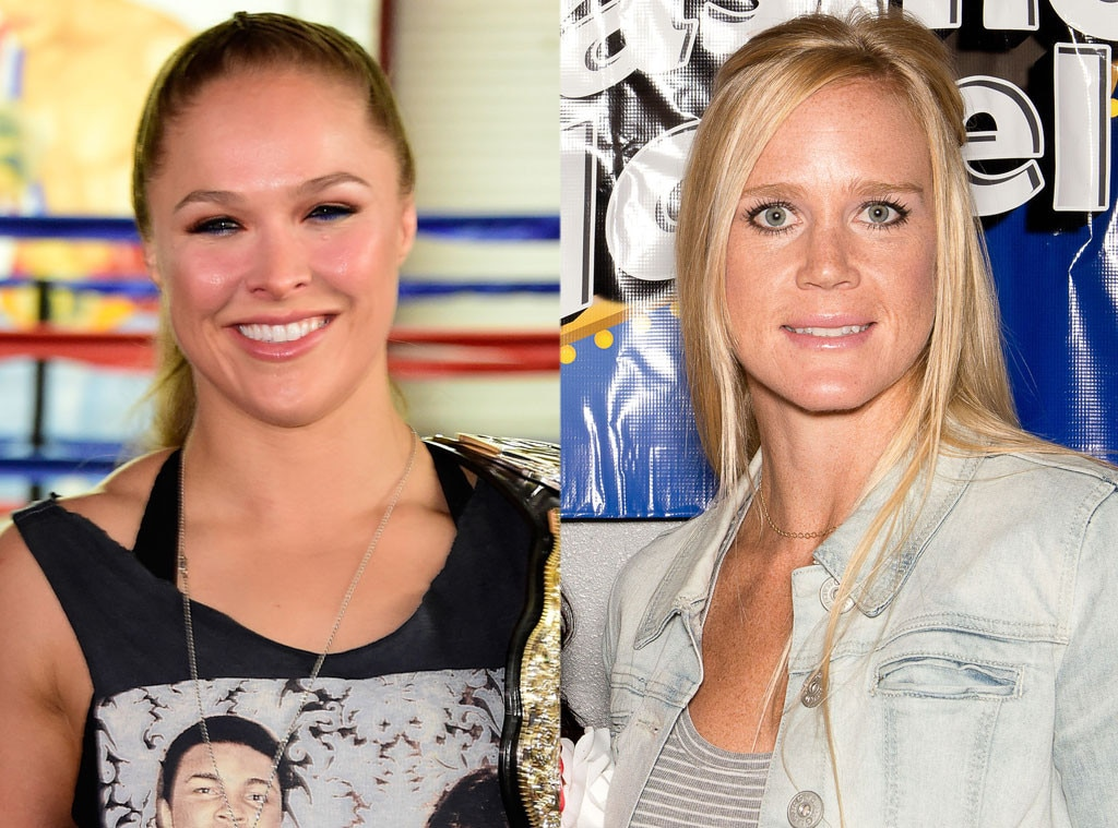 Ronda Rousy, Holly Holm