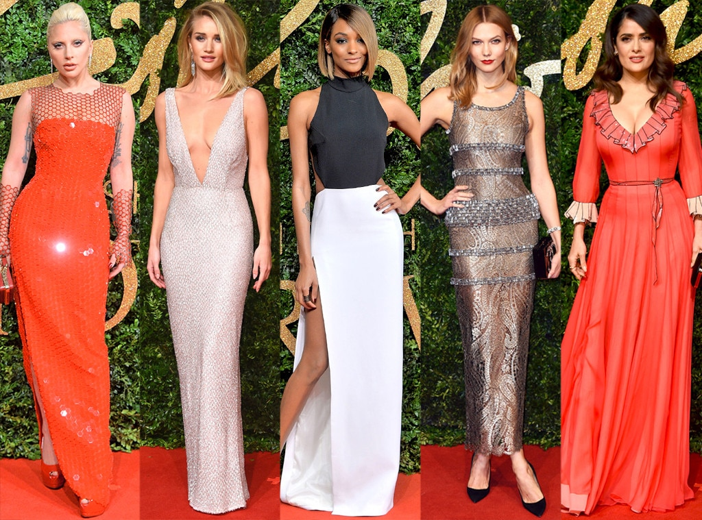 2015 british fashion awards check out all the red carpet. Black Bedroom Furniture Sets. Home Design Ideas