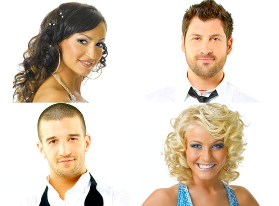 dancing with the stars pros