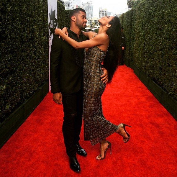 Strike A Pose From Ciara Amp Russell Wilson S Cutest Pics