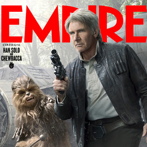 Empire Magazine, Force Awakens Issue, Harrison Ford