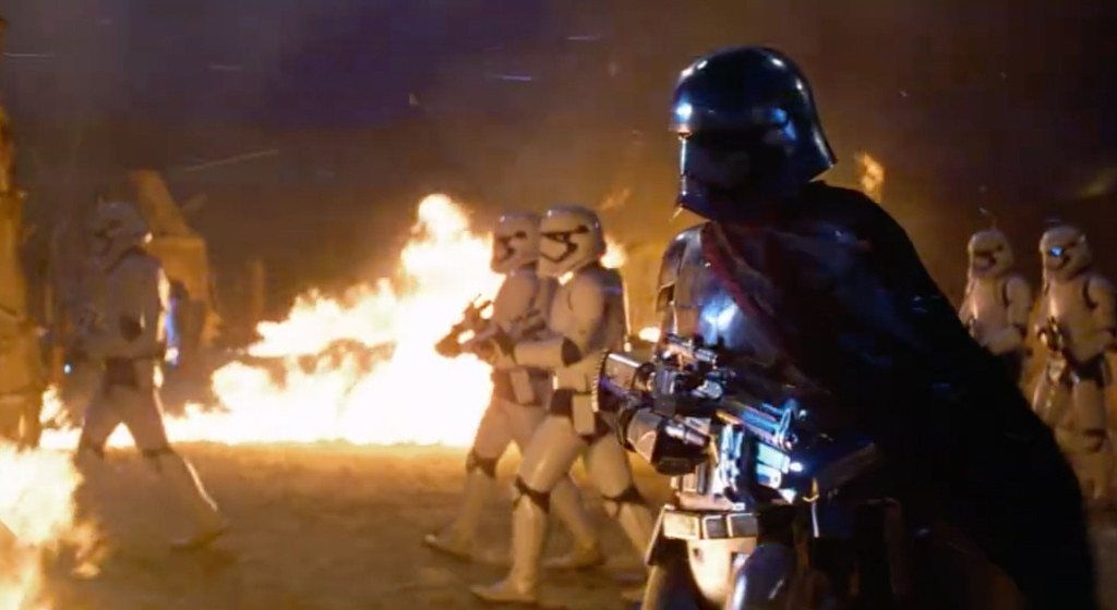 Star Wars: The Force Awakens, New Teaser, Kylo Ren