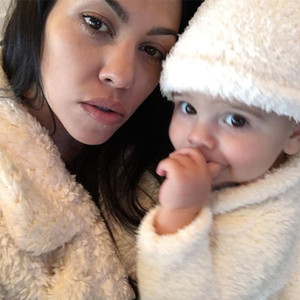 Kourtney Kardashian, Reign Disick, Thanksgiving