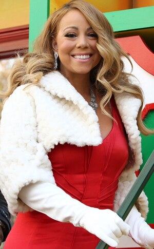 Mariah Carey, Thanksgiving Day Parade