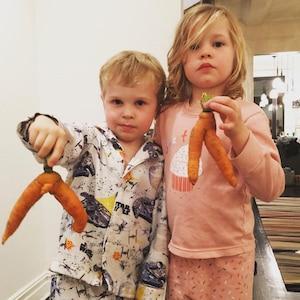 Neil Patrick Harris' Twins, Gideon and Harper