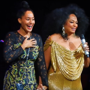 Diana Ross, Tracee Ellis Ross