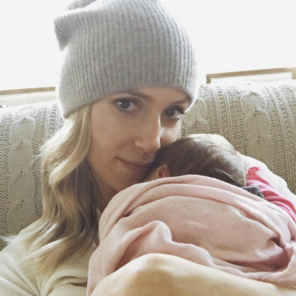 Kristin Cavallari, Daughter Saylor